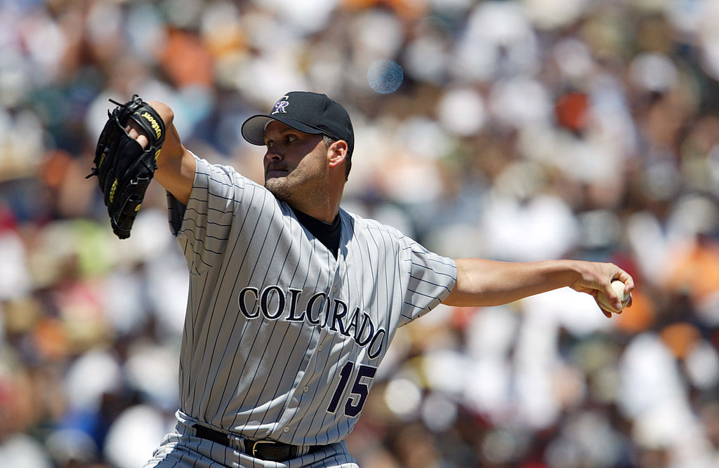 Denny Neagle Colorado Rockies