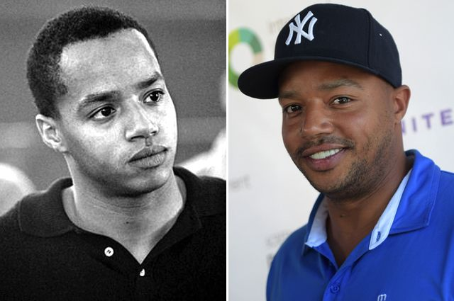 Donald Faison As RB Petey Jones
