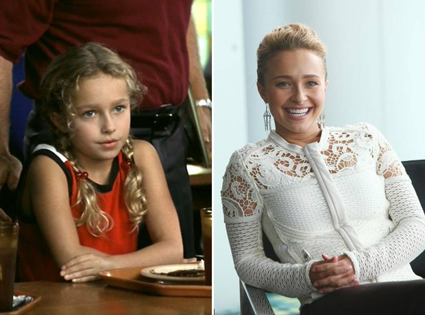 Hayden Panettiere As Sheryl Yoast Bill Yoasts 10 Year Old Daughter