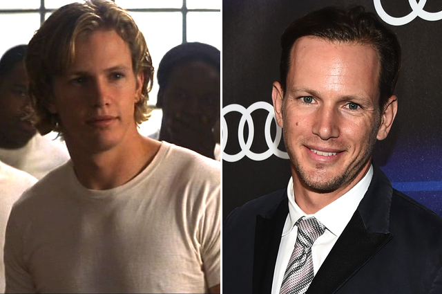 Kip Pardue As QB Ronnie Sunshine Bass