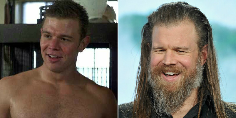 Ryan Hurst As LB Gerry Bertier