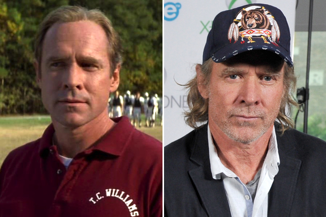 Will Patton As Assistant Coach Bill Yoast