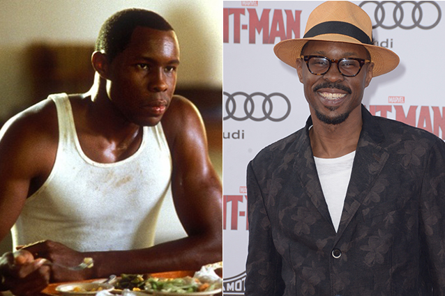 Wood Harris As DE Julius Campbell