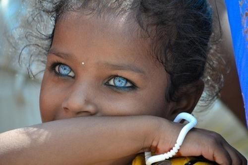 People With The Most Striking Eyes In The World & It's Not ...