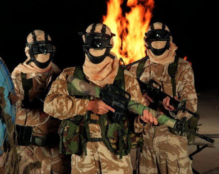 British SAS