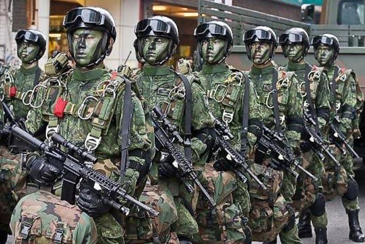 Top 10 Most Powerful Militaries in Asia - World Blaze  China Armed Forces