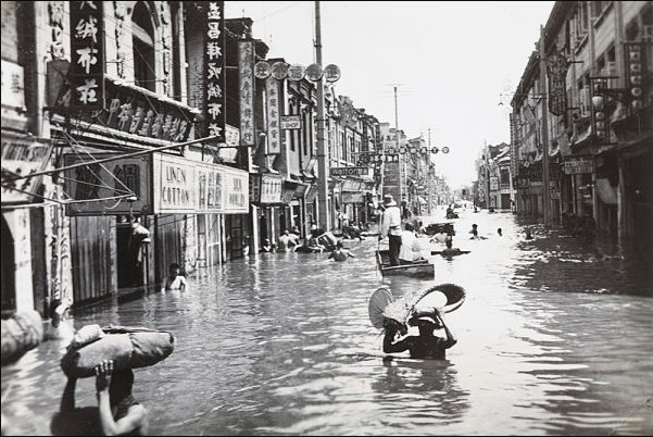 The 1931 China Floods