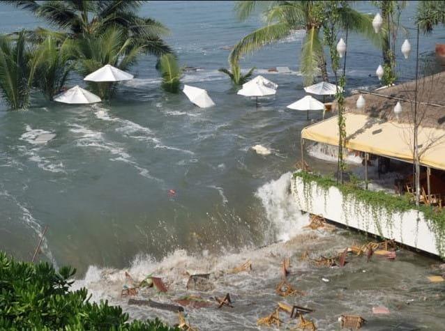 Benchmarks: December 26, 2004: Indian Ocean tsunami ... |Indian Ocean Earthquake And Tsunami