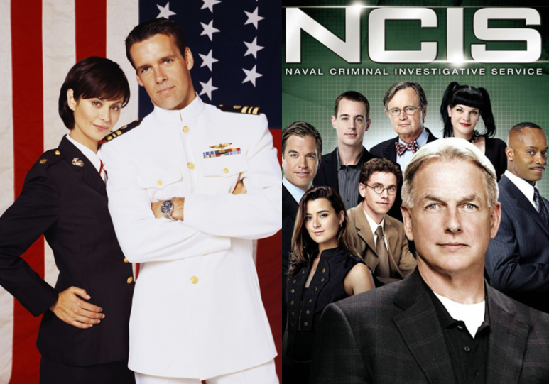 JAG Inspired NCIS