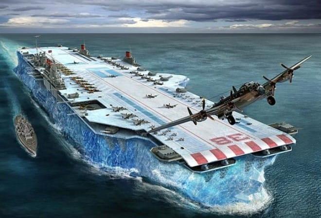 Ice Ships