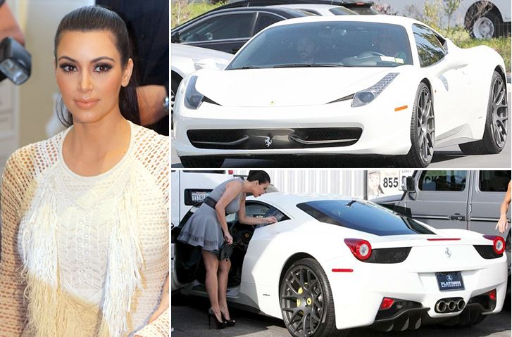 Amazing Celebrity Cars They Definitely Have Great Car