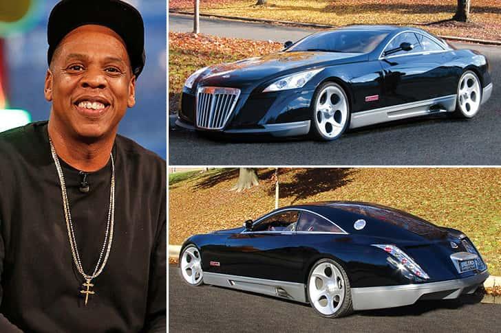 8 million dollar car jay z