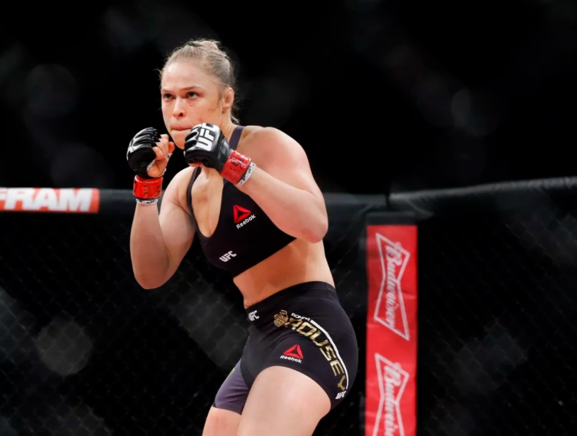 Ronda Rousey Into The Future