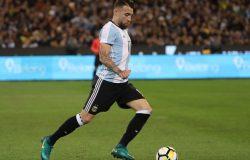 Argentina — Nicolás Otamendi