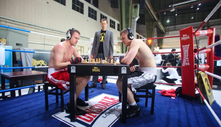 Chess Boxing Yep Its Actually A Real Sport And Itll Knock You Out