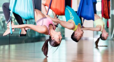 7 Reasons You Should Give Aerial Yoga A Try